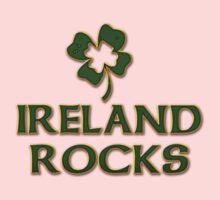 Ireland Rocks Kids Clothes