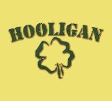 Irish Hooligan Kids Clothes