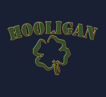 Irish Hooligan Kids Tee