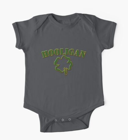 Irish Hooligan One Piece - Short Sleeve