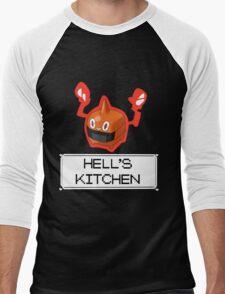 Rotom hell's kitchen Men's Baseball ¾ T-Shirt