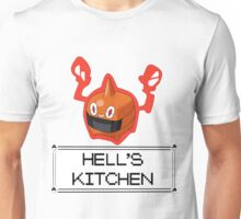 Rotom hell's kitchen Unisex T-Shirt