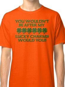 Irish Lucky Charms Classic T-Shirt