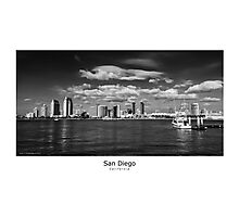 San Diego California Photographic Print