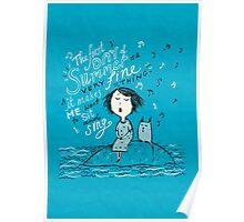 A Little Summer Song Poster