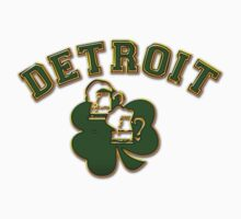 Detroit Irish Baby Tee