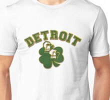 Detroit Irish Unisex T-Shirt