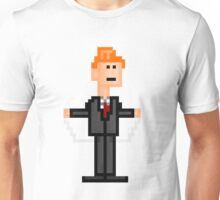 8-bit Conan O'Brien String Dance Unisex T-Shirt