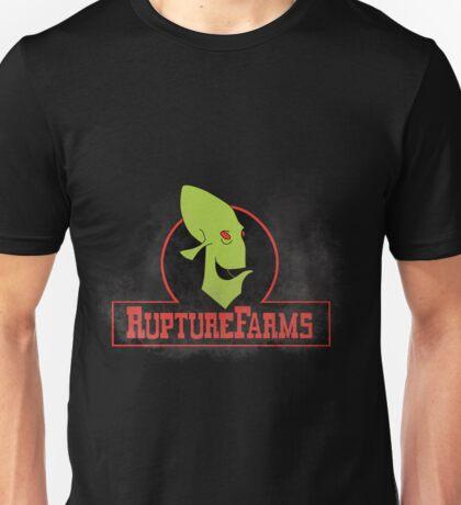 Rupture farms logo Unisex T-Shirt