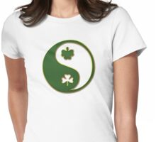 Irish Luck Womens Fitted T-Shirt