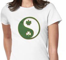 Irish Luck Womens Fitted T-Shirt