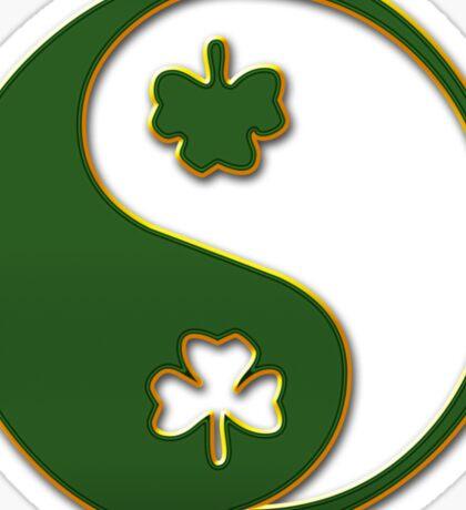 Irish Luck Sticker