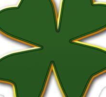 Irish American Sticker