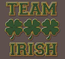 Team Irish Baby Tee