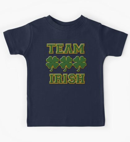 Team Irish Kids Tee