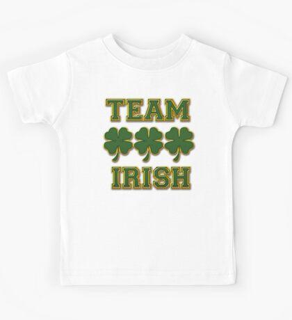 Team Irish Kids Tee