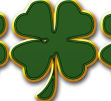 Team Irish Sticker
