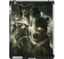 Blood & Lavender iPad Case/Skin