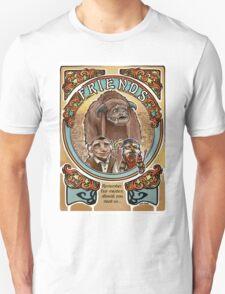 Labyrinth Art Nouveau Tribute T-Shirt