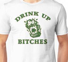 Irish Drink UP Bitches Unisex T-Shirt