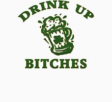 Irish Drink UP Bitches Unisex T-Shirt