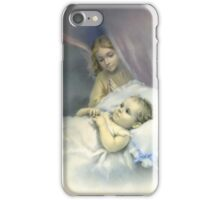 Angels Watching Over Us... iPhone Case/Skin