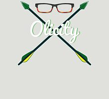 Olicity Shipper (Light) Womens Fitted T-Shirt