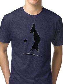 Airborne Weiner Tri-blend T-Shirt