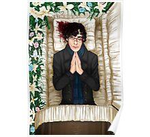 Sherlock Casket Poster