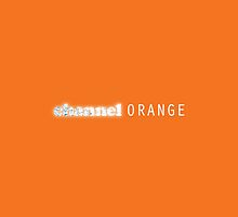 channel ORANGE by SassyNoodleSoup