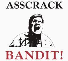 Asscrack Bandit by snesfreak