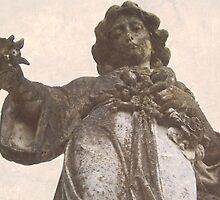 Cemetery Angel by Moonamie