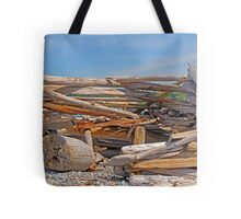 Beach Abode Tote Bag