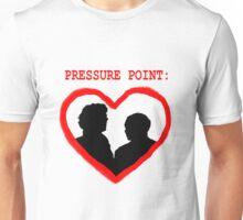 Pressure Point: Johnlock Unisex T-Shirt
