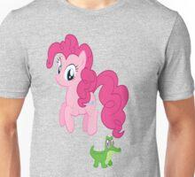 Pinkie Pie and Gummy Unisex T-Shirt
