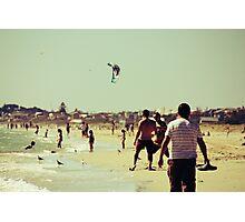 Edithvale Beach - Melbourne Photographic Print