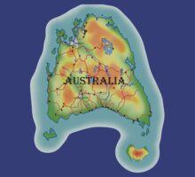 Tasmania's Australia by David Fraser