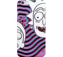 Rick and morty (waiting season 3) #2  iPhone Case/Skin