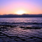Tessellated Sunrise by Asoka
