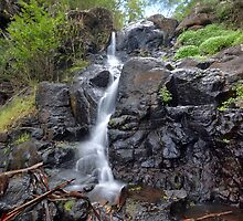 Highfields Falls. SE Queensland Australia by GrantRolphPhoto