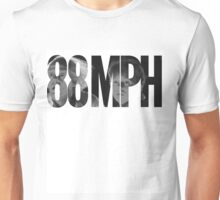 88 MPH Back To The Future Unisex T-Shirt