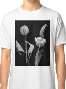 Artsy Tulips Classic T-Shirt