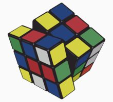 Rubix Cubes (are annoying!) by Nintendo64