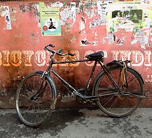 Bicycles of India by JJQAD