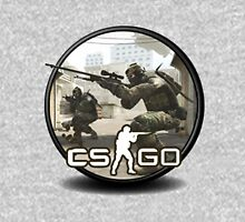 CS:GO Counter Terrorist Unisex T-Shirt