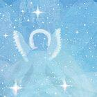 Baby Blue Angel,  by Sherri     Nicholas