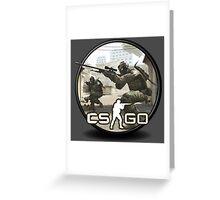 CS:GO Counter Terrorist Greeting Card