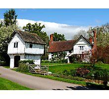 Brockhampton Estate  Photographic Print