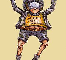 Capt'n Cheese 2 by Tom Godfrey
