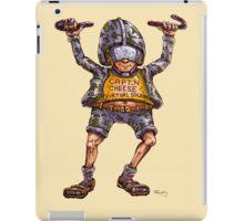 Capt'n Cheese 2 iPad Case/Skin